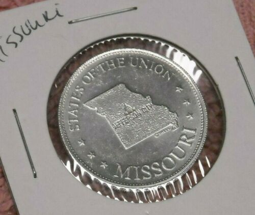 Missouri Shell Token Coin State of union