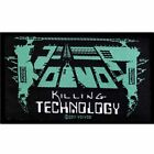 Voivod Standard Patch: Killing Technology (Loose) SP2544