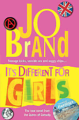 1 of 1 - It's Different for Girls, Brand, Jo, New Book
