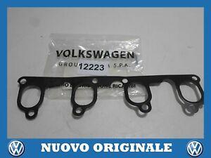 Gasket Intake Manifold Vacuum Collector Seal Original VW Passat 80