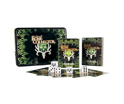 Toys & Hobbies Bone Collector Card And Dice Tin Gift Set Agt1017 Kids Adults Mossy Oak Game Smoothing Circulation And Stopping Pains Card Games & Poker