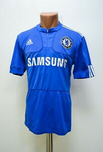 CHELSEA-LONDON-2009-2010-HOME-FOOTBALL-SHIRT-JERSEY-ADIDAS-SIZE-S-ADULT