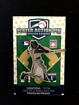 """ Hawk "" Baseball & Softball Chicago Cubs Andre Dawson Trikot Revers Pin-classic Collectible"