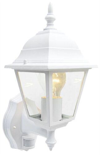 NEW PIR MOVEMENT DETECTOR LANTERN OUTDOOR HOME SECURITY SENSOR GARDEN LIGHT IP43