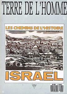 Terre De L'homme Magazine N°5 Israel