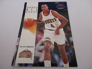 Carte-NBA-SKYBOX-1993-94-216-Darnell-Mee-Denver-Nuggets