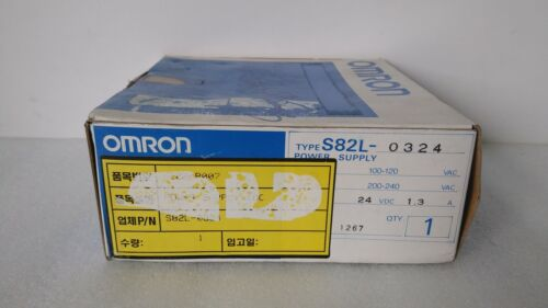 OMRON-New-S82L-0324-POWER-SUPPLY