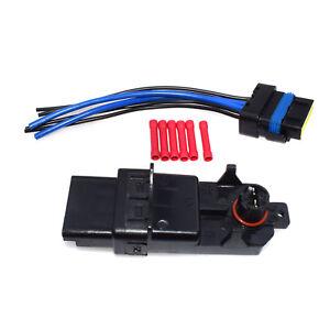 Power Window Regulator Motor Module + Harness Plug For Renault ...