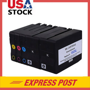 932-XL-amp-933XL-Ink-Cartridge-for-HP-OfficeJet-6100-6600-6700-7110-7610-7612