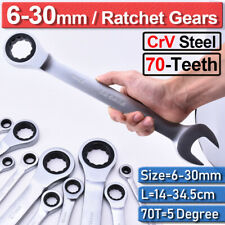 6mm to 32mm 12 Pt Combination Ratchet Wrench KD GearWrench 85004 22-pc Metric