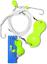 ZEBCO-Flatty-Teaser-Buttloeffel-Rig-bleifrei-Plattfischmontage-40g-60g-80g Indexbild 5
