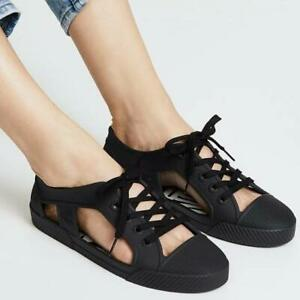 Melissa Brighton Sneakers Unisex Black