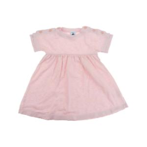 Petit Bateau Robe Maille Tee Shirt Bebe Fille 6 Mois Ebay