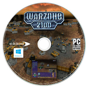 Warzone-2100-Strategy-game-for-Windows-XP-Vista-7-8-PLUS-50-Extra-Maps