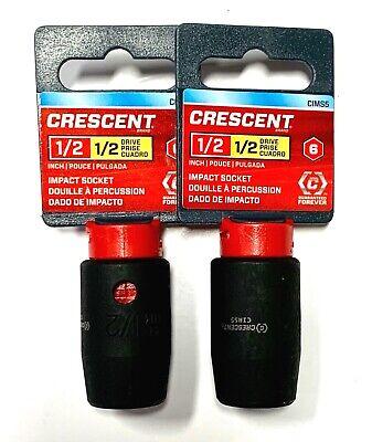 Crescent CIMS30 1//2 Drive 14mm Deep Impact Socket 6 Point