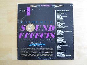 Jac Holzman Authentic Sound Effects Volume 12 Rome Madrid