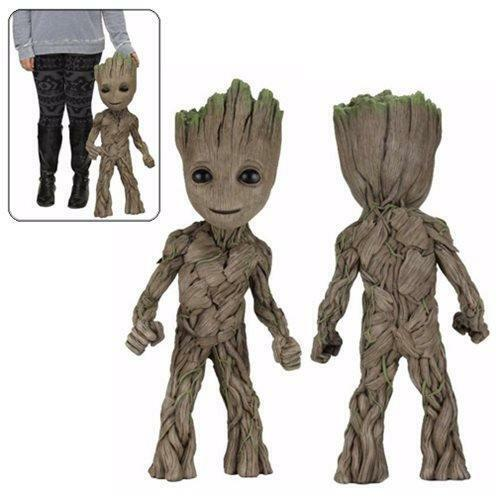 2 Groot 30-Inch Foam prop Replica life size Guardians of the Galaxy Vol