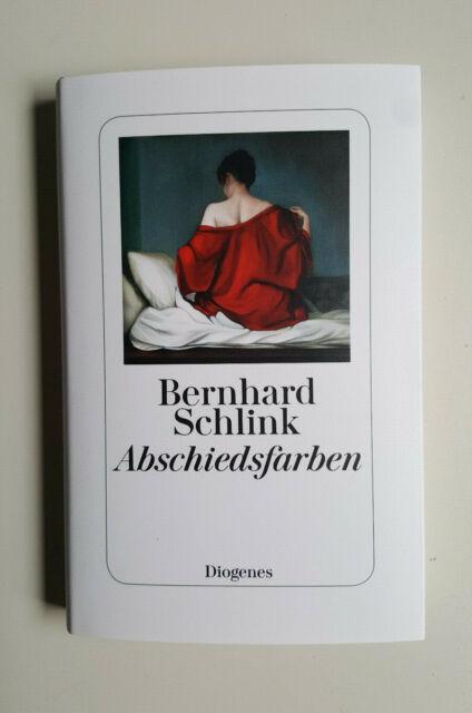 Bernhard Schlink - Abschiedsfarben (gebundenes Buch, 2020)