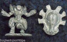 1997 Epic Tyranid zoanthrope 4 Games Workshop WARHAMMER Synapse creatura 6mm 40k