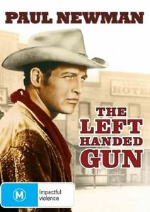The-Left-Handed-Gun-Paul-Newman-DVD-2008-VGC-FREE-POSTAGE