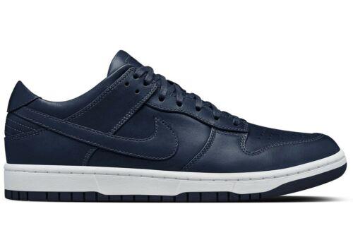 🔥 NikeLab SB Dunk Low Lux Mens 11.5 Obsidian Blue