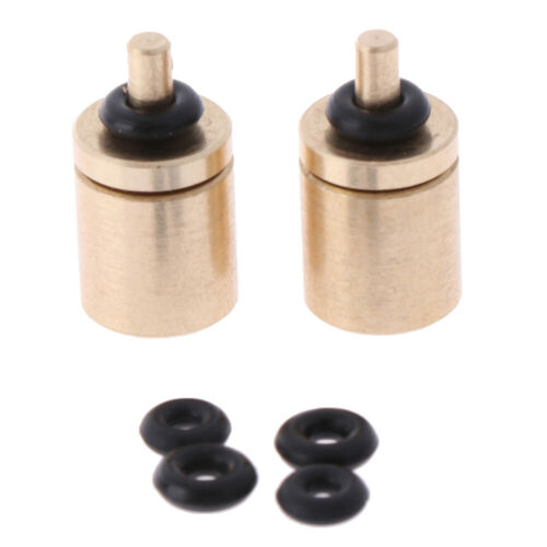 2Pcs Cylinder filling butane canister gas refill adapter outdoor camping shm