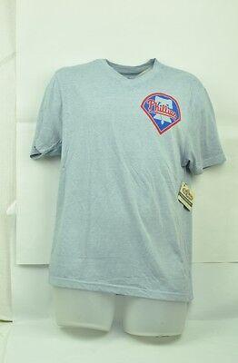 Mlb Philadelphia Phillies Red Jacket M T-shirt Rundhalsausschnitt Babyblau Cot Waren Jeder Beschreibung Sind VerfüGbar Sport