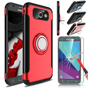 For-Samsung-Galaxy-J3-Luna-Pro-Emerge-Prime-V-2017-Screen-Protector-Case-Cover