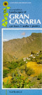 Rochford, Noel, Landscapes of Gran Canaria (Sunflower Countryside Guides), Paper