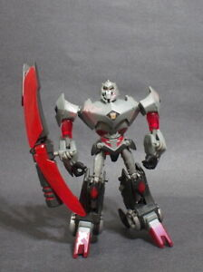 Transformers Animated Megatron The Battle Begins Deluxe Class Complete