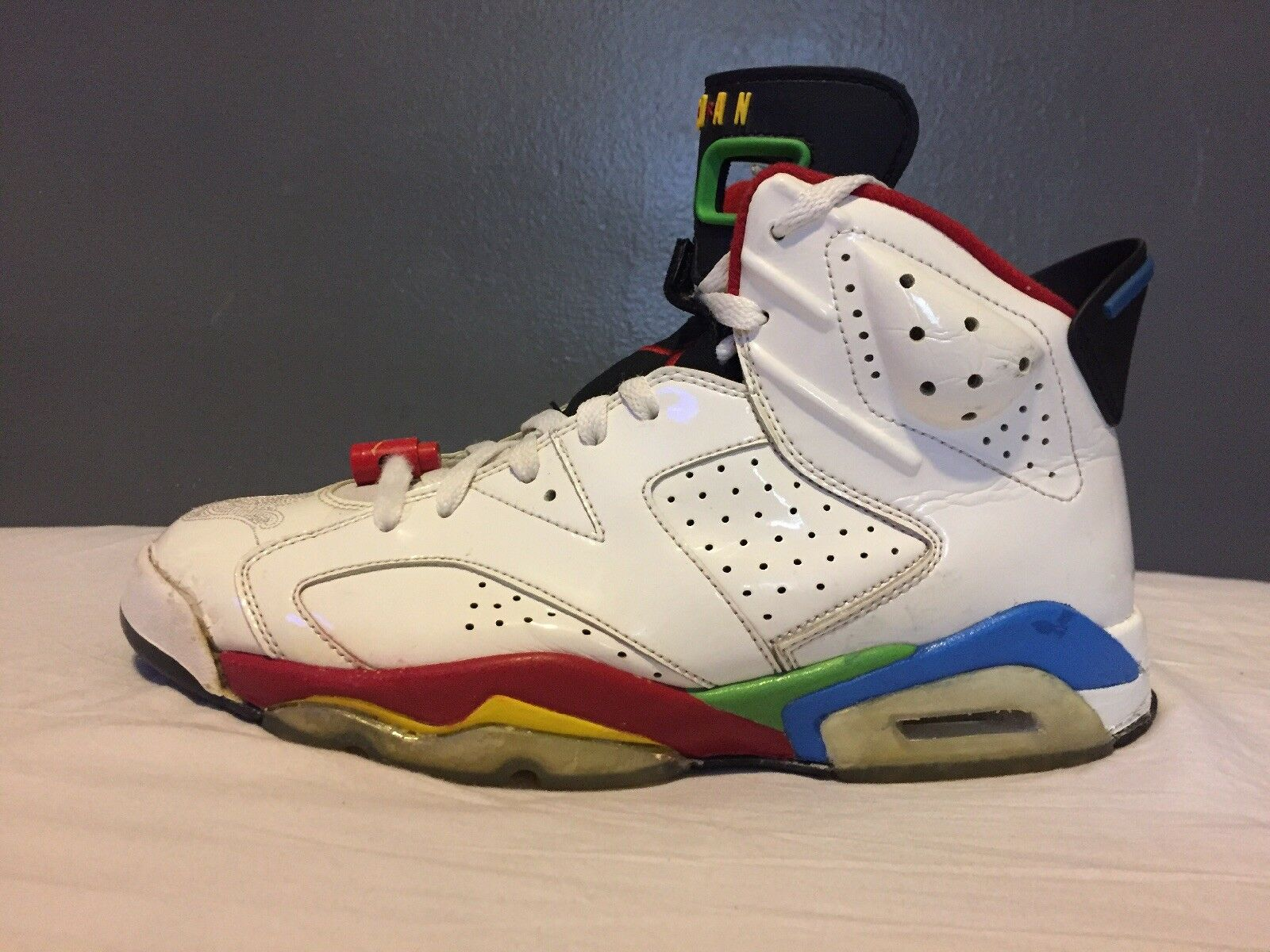 Nike Air Jordan 6 Retro  Price reduction  2008 Comfortable best-selling model of the brand