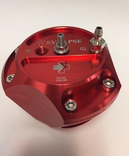 Nickel Plated Brass 1//8 NPT Vacuum//Boost Fitting 1