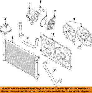 audi oem 12 17 a6 engine water pump 06l121012a ebay 1486 international engine diagram water pump image is loading audi oem 12 17 a6 engine water pump