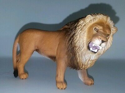 Roaring Lion Papo Wild Animal Kingdom Figure