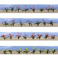 Jtt Scenery Flower Plants O-scale 3/4 High, 30/pk, 4/pk 95549