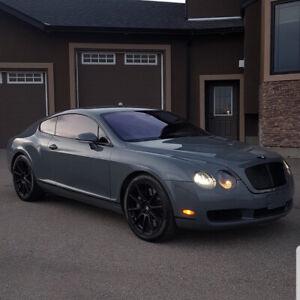 04 Bentley Continental GT speed