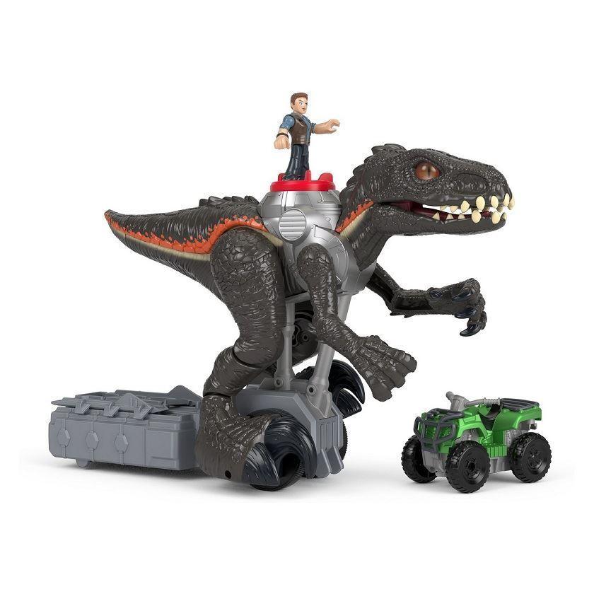 Fisher - price imaginext jurassic welt wandern indoraptor
