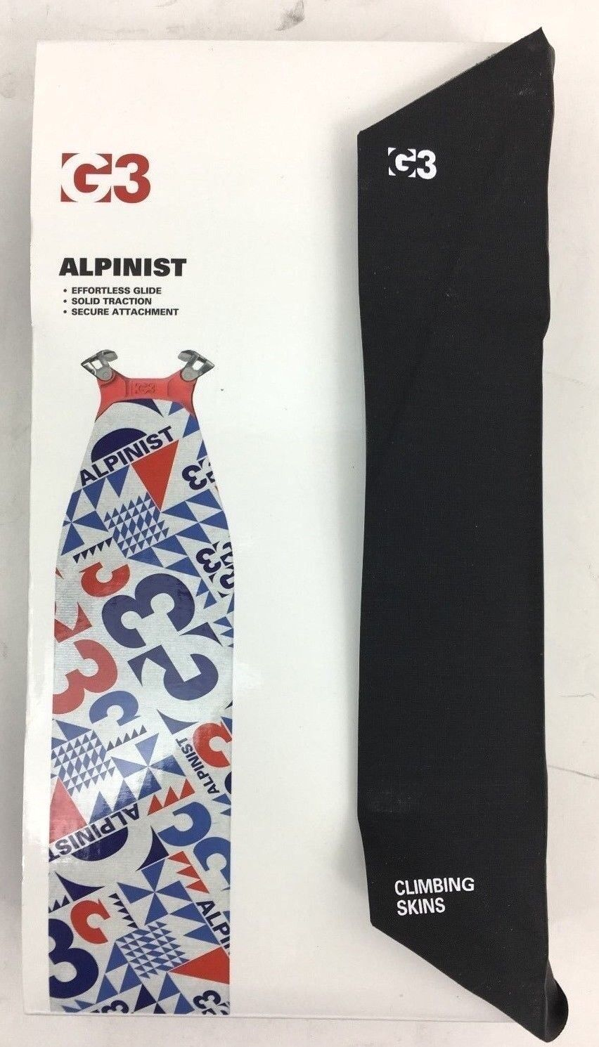 G3 ALPINIST SKI CLIMBING SKINS -- SIZES AVAILABLE --- BRAND NEW