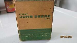 Business & Industrial Obliging Vintage John Deere Guard Plates Box No 25 P26610h