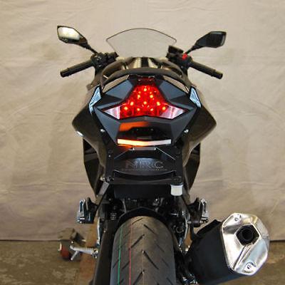 NEW RAGE CYCLES FENDER ELIMINATOR KIT WITH LED TURN SIGNALS KAWASAKI NINJA 400