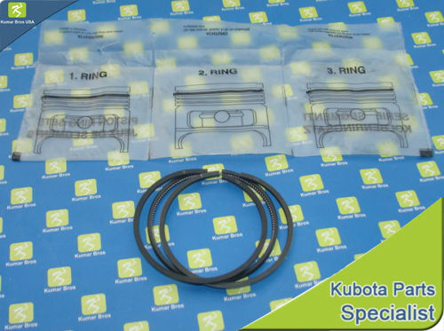New Kubota V2003 Rings STD