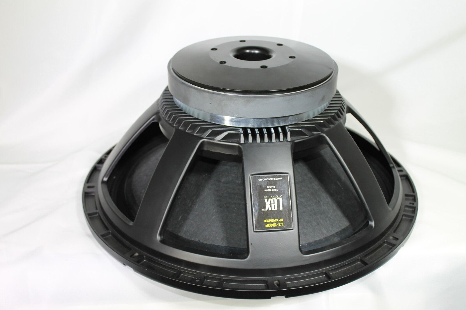 LX-18040P LEX AUDIO 18  Speaker, 2000W, CAN REPLACE  RCF18P400 woofer transducer