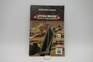 STAR-WARS-ROGUE-SQUADRON-manuale-di-istruzioni-per-NINTENDO-64