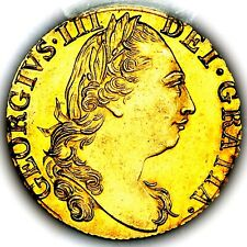 The Single Finest 1782 George III Great Britain London Gold Guinea PCGS MS63