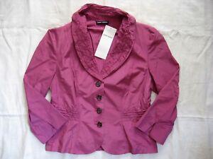 Gerry-Weber-Damen-Blazer-Jacke-3-4-Armel-Gr-38-S-women-jacket-collar-regular-fit
