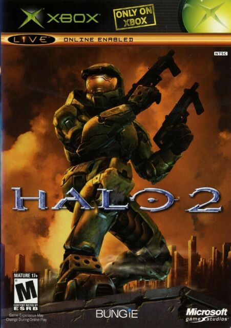 Halo 2 - Original Xbox Game