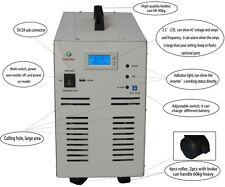 3KW pure sine power inverter (Peak 9KW)+UPS+80a Battery charger DC12 AC110v 60Hz