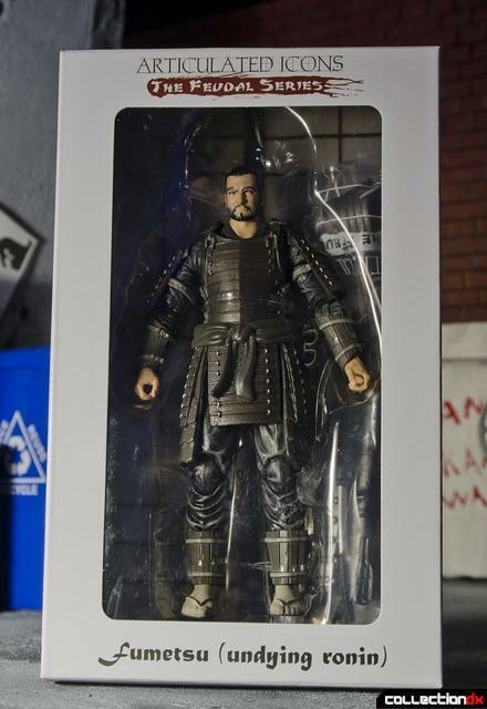 The Fwoosh Fumetsu Undying Ronin NEW IN BOX    Never Opened