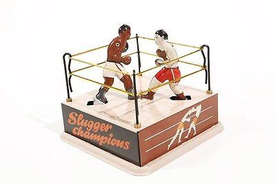 Ausdauernd Spielzeug Blechspielzeug Boxring Mit Zwei Boxern °° Tin Toy °° Jouet En Tôle °° Blechspielzeug