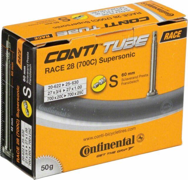 Continental Schlauch Race 28 SV 60mm